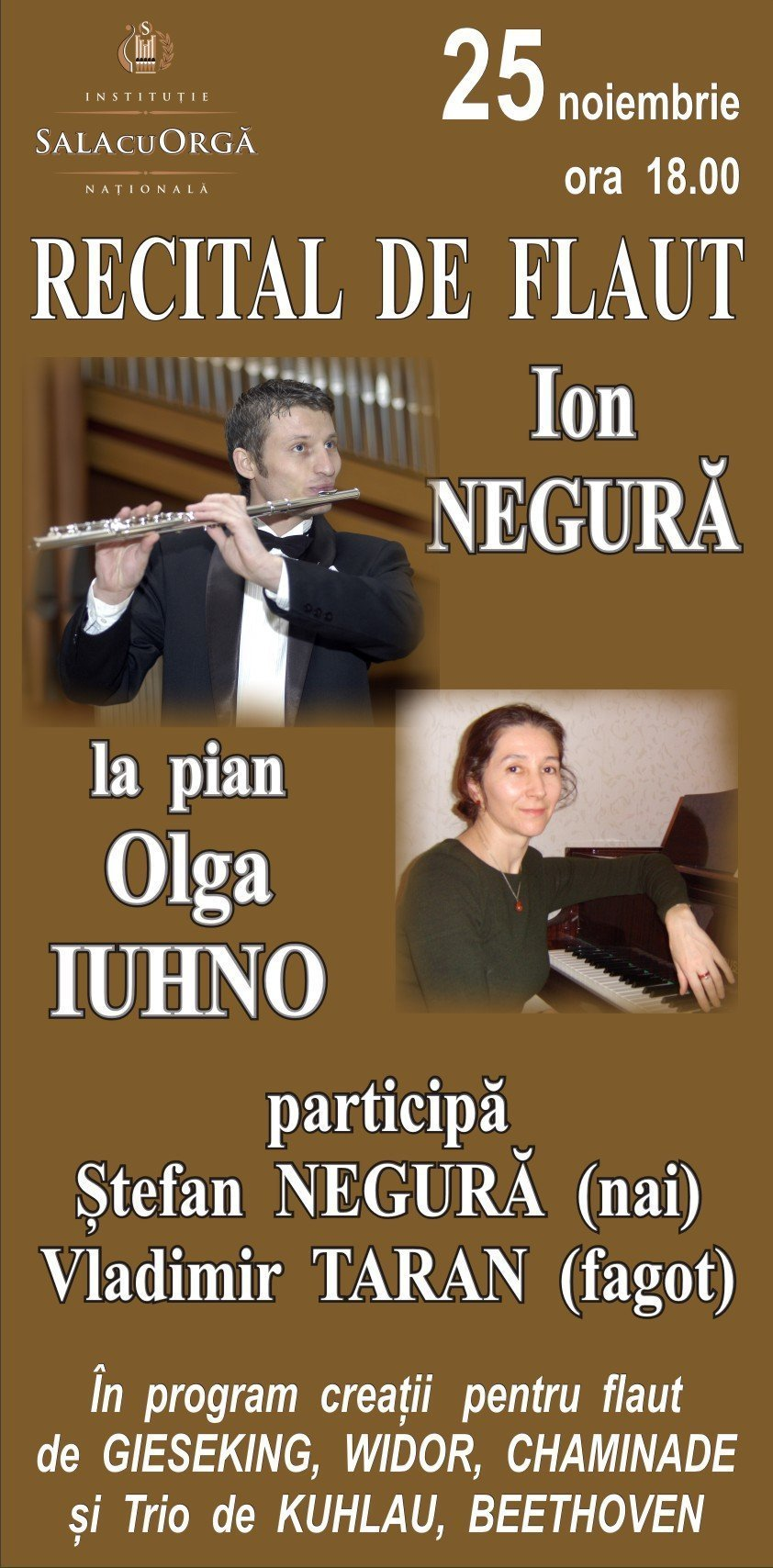 Recital de flaut