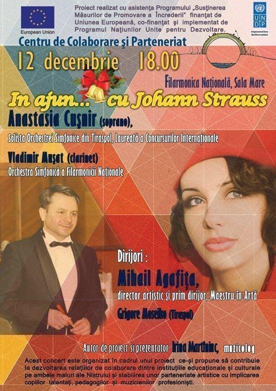 In ajun ...cu Johan Strauss