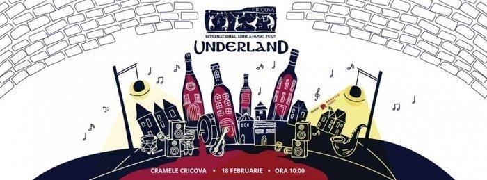 Underland Wine and Music Fest
