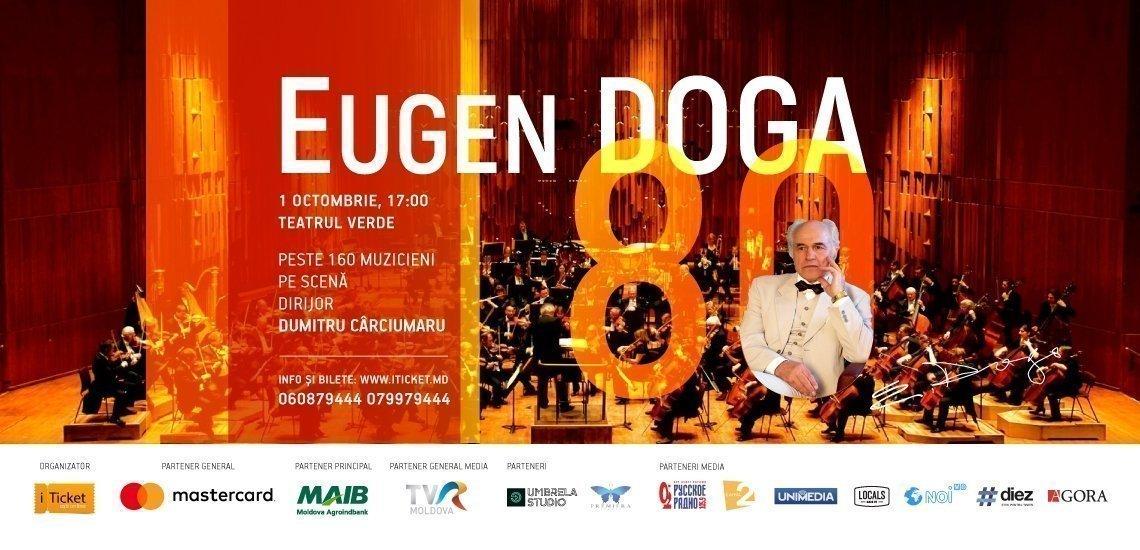 Eugen Doga - 80