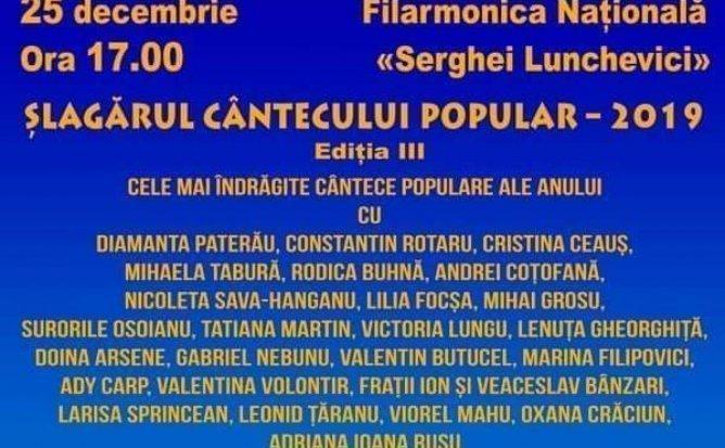 Slagarul Cantecului Popular - 2019