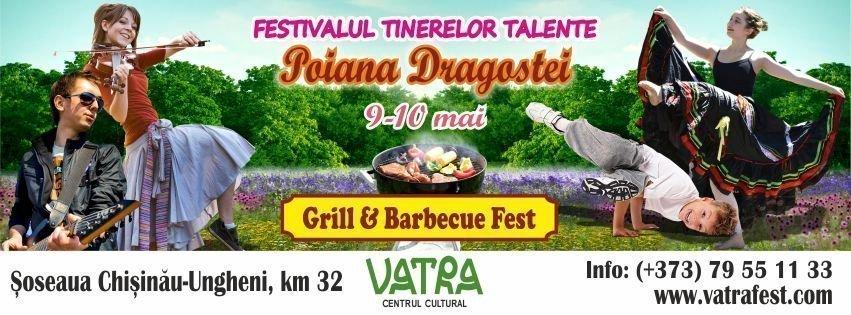 Festivalul Tinerelor Talente - Poiana Dragostei