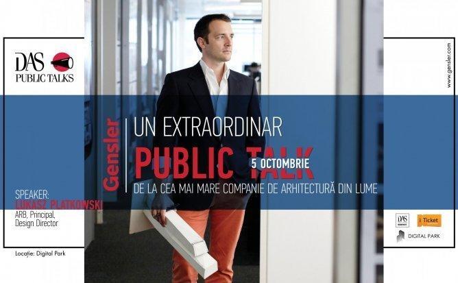 Architecture Public Talk