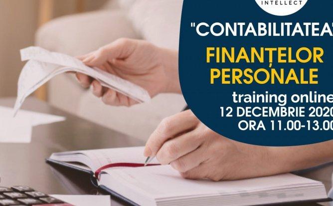 Contabilitatea finanțelor personale