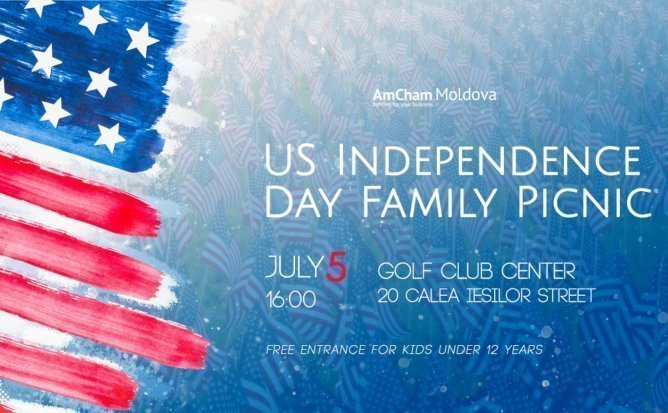 AmCham US Independence Day Family Picnic