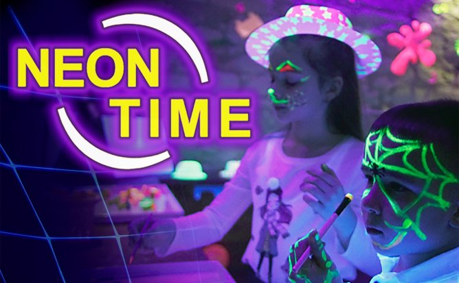 Neon Time 24 octombrie