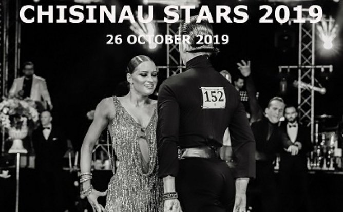 26 octombrie 19:00 Chisinau Stars 2019