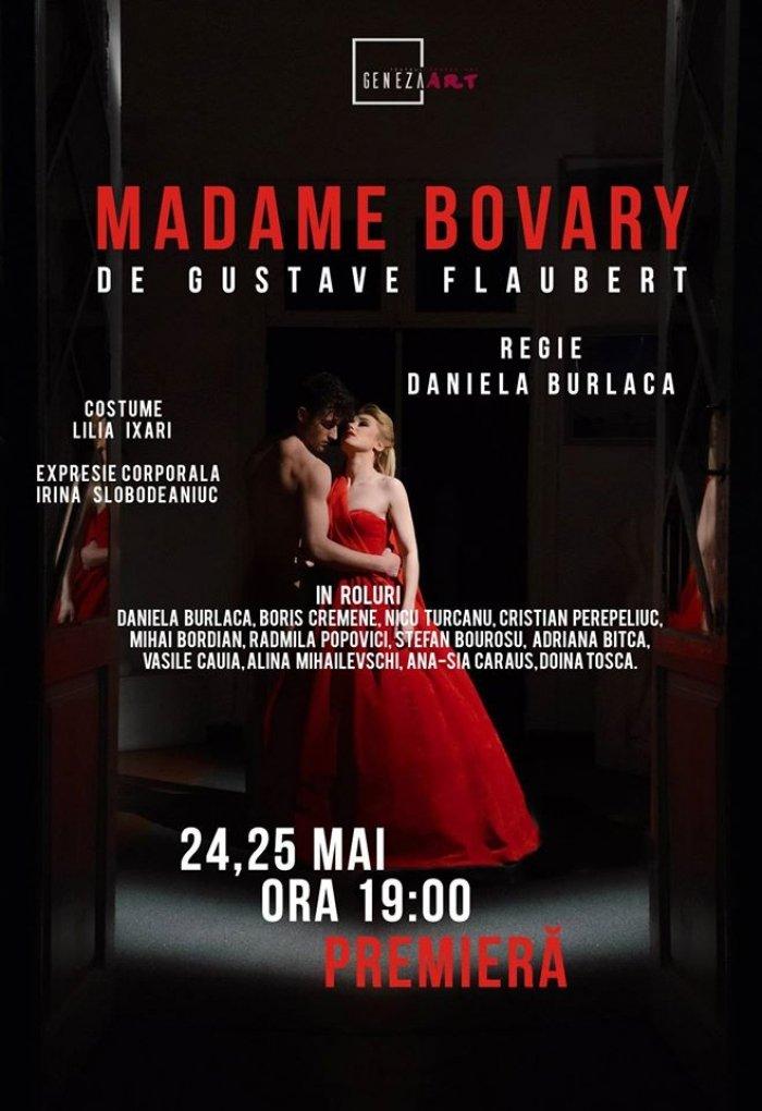 Madame Bovary - Premiera