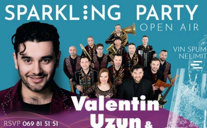 Sparkling Party cu Valentin Uzun si Orchestra THARMIS