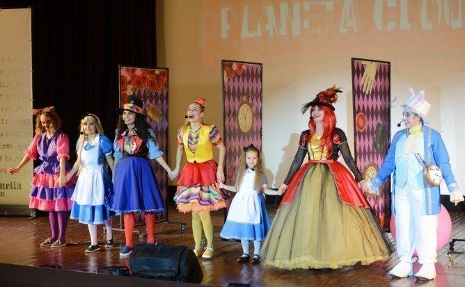Alissa in Tara Minunilor - Spectacol Interactiv de Animatie pentru Copii | +5 | Februarie 2020
