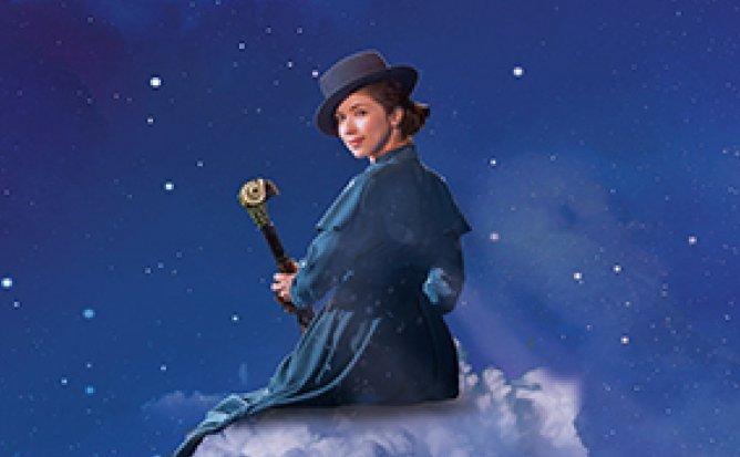 Премьера! Мэри Поппинс - 26.09.2020 в 19-00