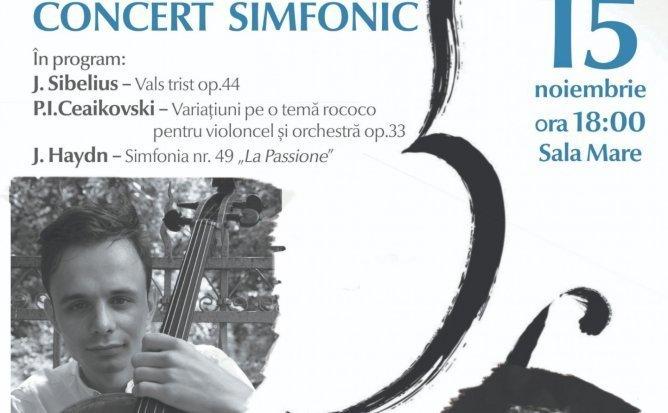 CONCERT SIMFONIC 15.11.2019