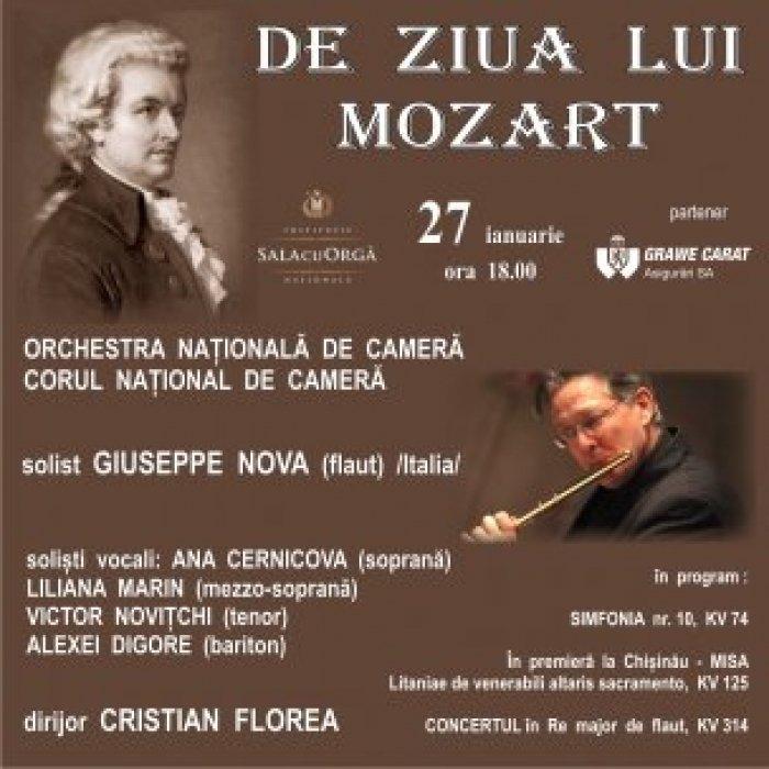 De Ziua lui Mozart 2017