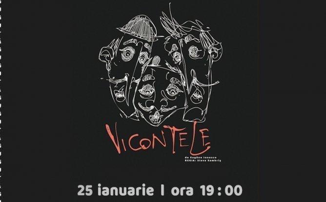 Vicontele de Eugene Ionesco