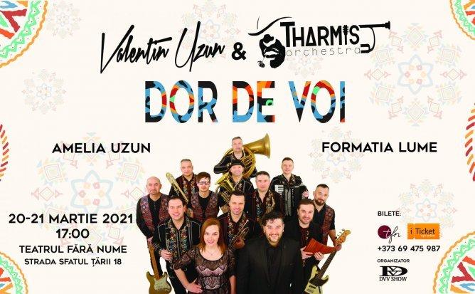 Valentin Uzun & Orchestra Tharmis