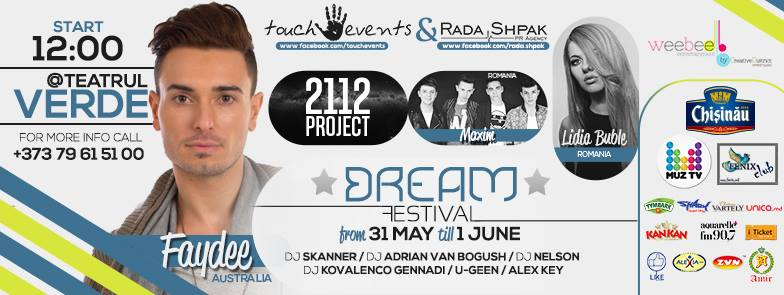 Faydee - Dream Festival 2014