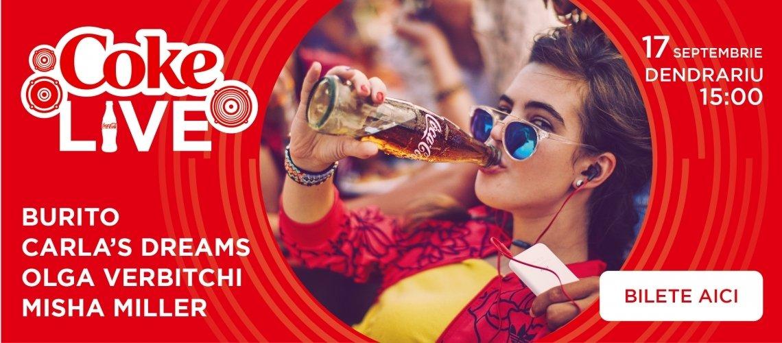 coke live 2017 carla's dreams