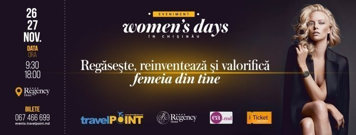 Womens Days in Chisinau