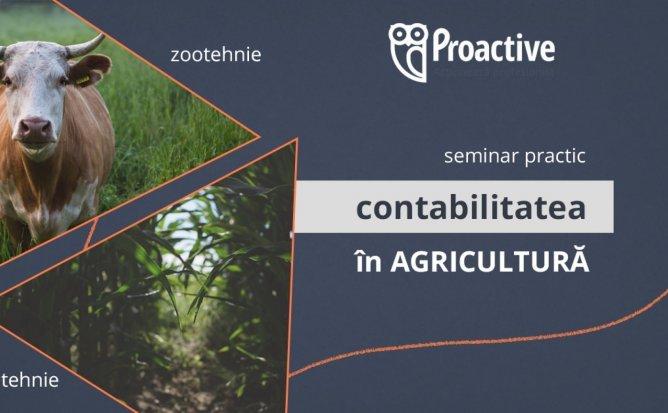 Contabilitatea in agricultura. Seminar Practic