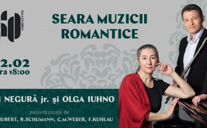 SEARA MUZICII ROMANTICE