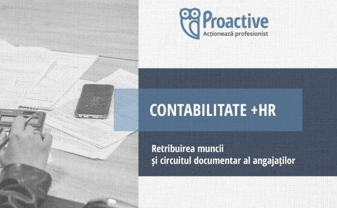 CONTABILITATE + HR