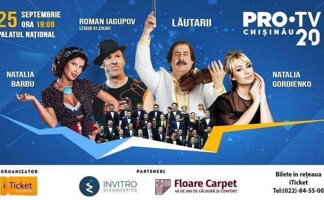 PRO TV CHISINAU 2.0