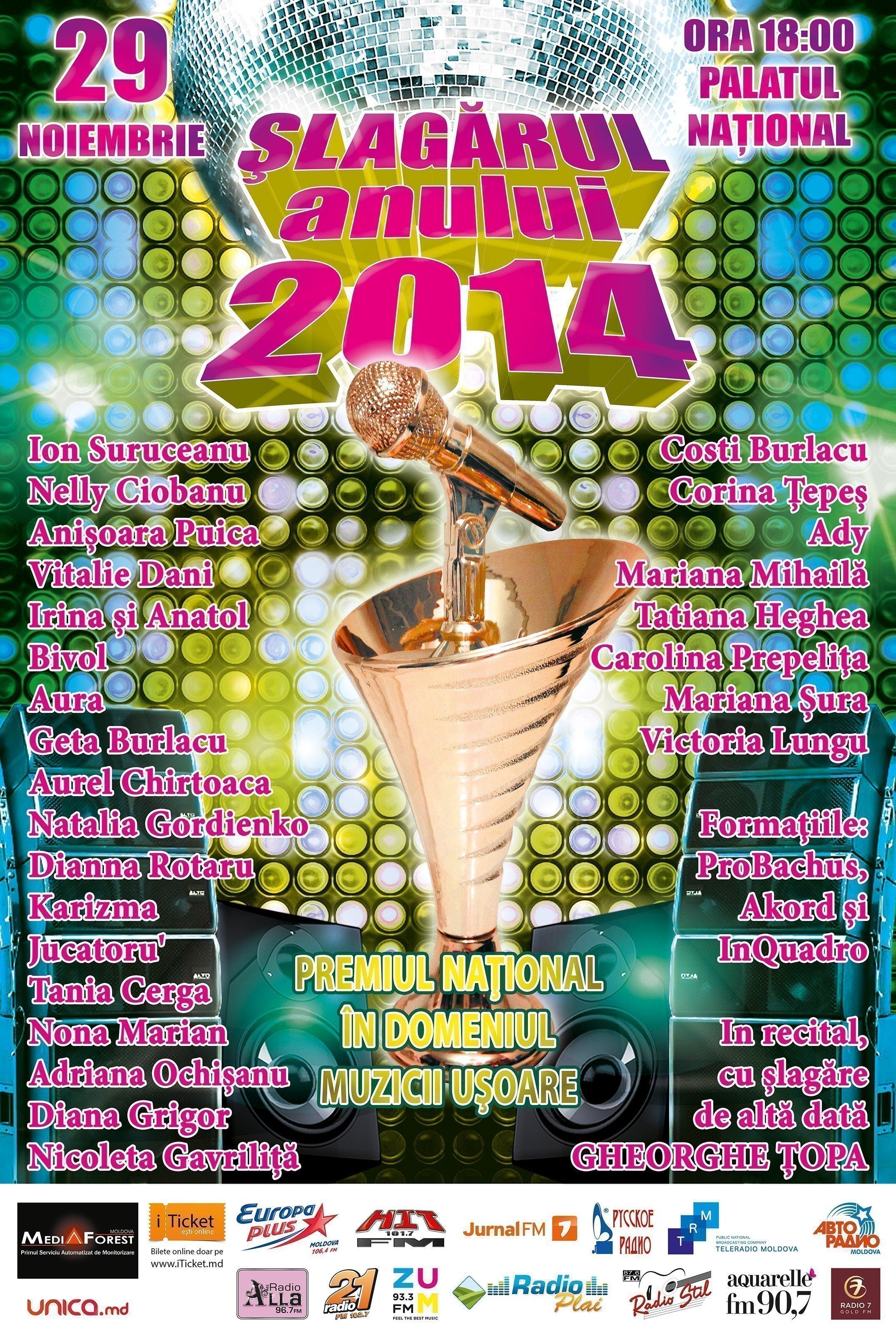 Slagarul Anului 2014