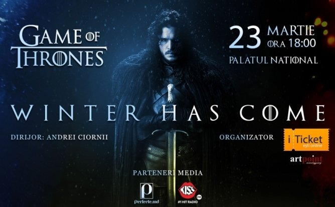 Game of Thrones – Winter has come