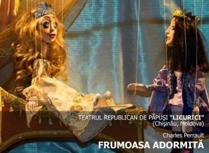 4 octombrie - Gala Internationala a Teatrelor de Papusi LICURICI - 70