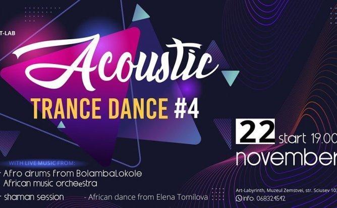 Acoustic Trance Dance #4