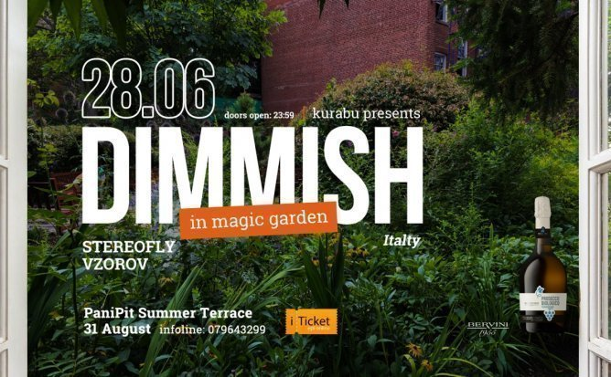 Dimmish [IT] at Pani Pit [Summer Terrace]