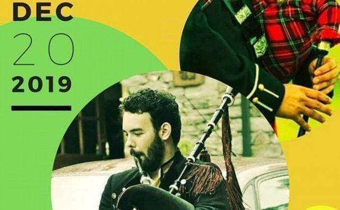 Irish Music Live Concert - The DU BLIN - (Transnistria)