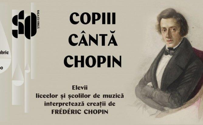 Copiii canta Chopin