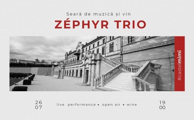 Zephyr Trio l jazz l seara de muzica si vin