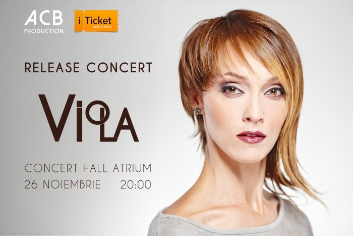 VIOLA - Release Concert