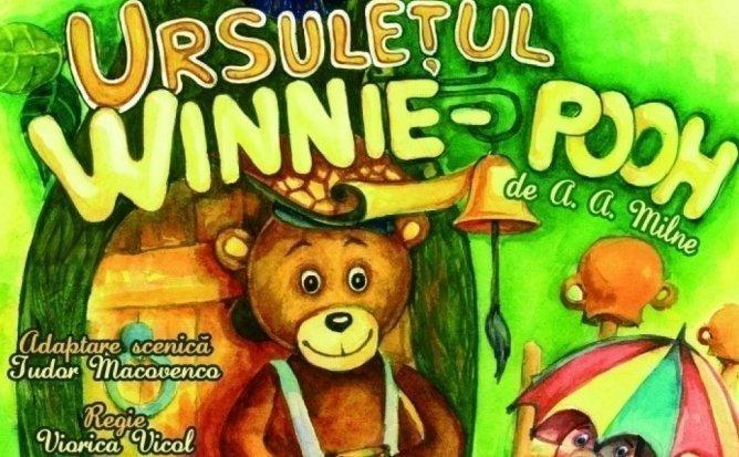 Ursuletul Winnie-Pooh 2+