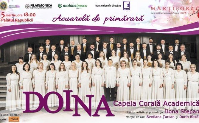 Concert Coral - Acuarelă de primăvară
