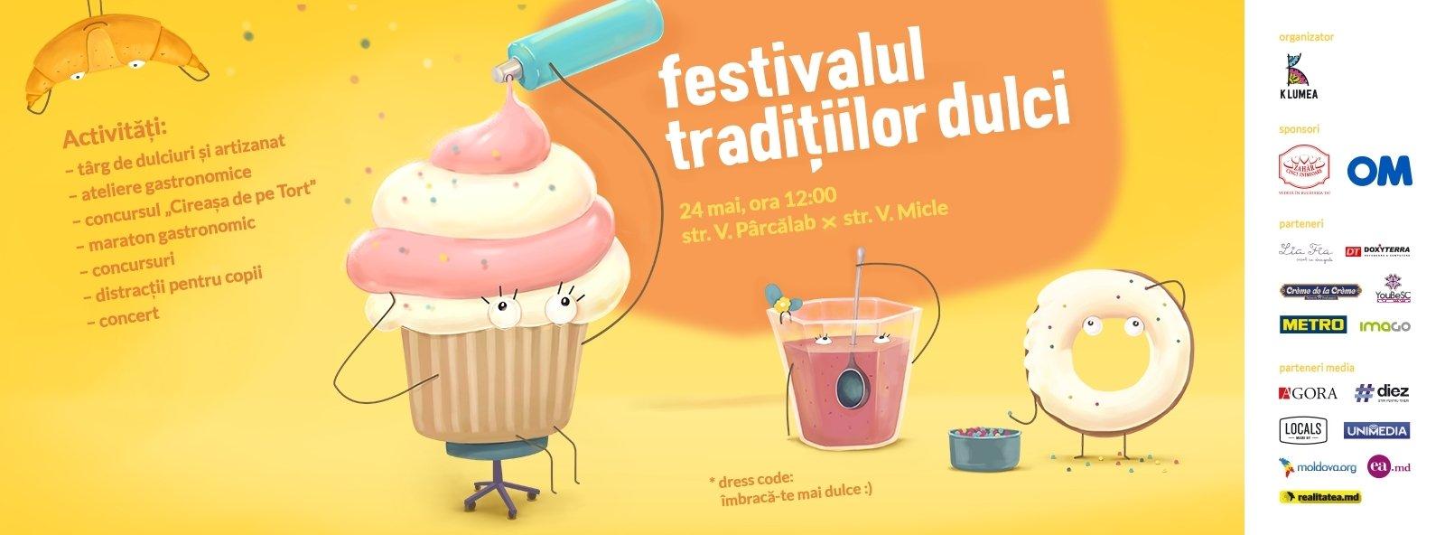 Mai Dulce - Festivalul Traditiilor Dulci – editia III