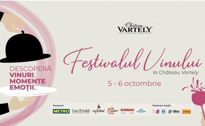 Festivalul Vinului la Chateau Vartely