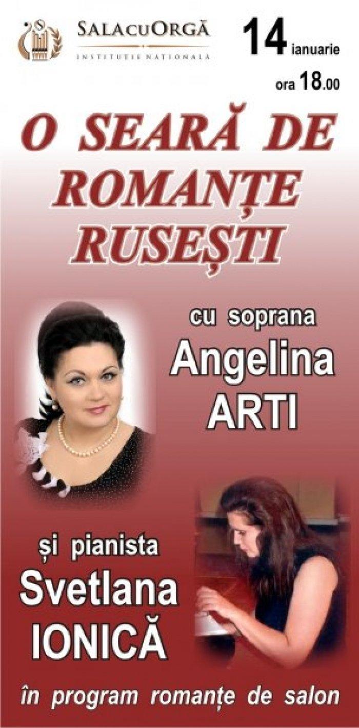 O Seara de Romante Rusesti