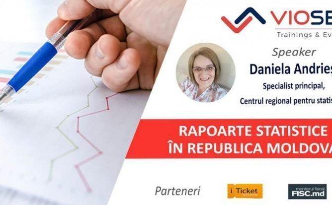 Rapoarte Statistice in Republica Moldova la inchidere de an 2019