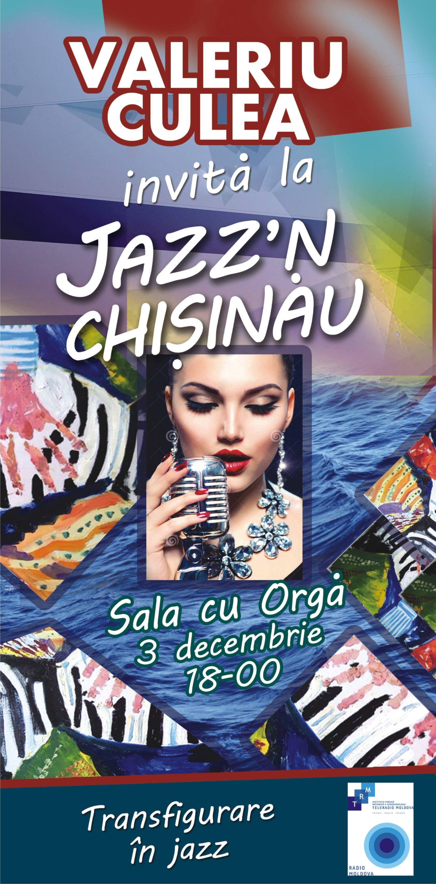Jazz in Chisinau