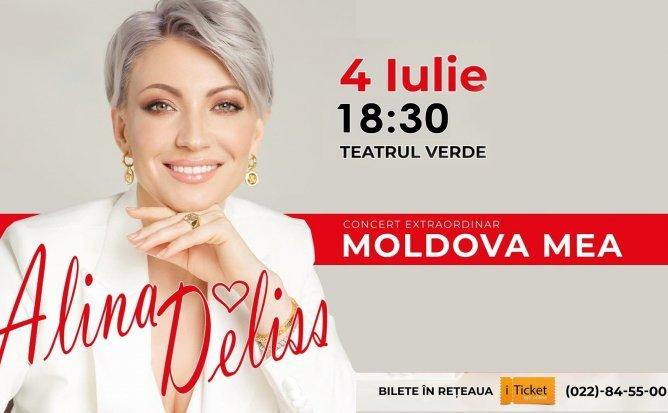 Alina Deliss - Moldova Mea