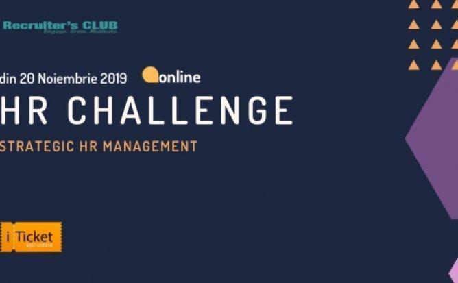 Online HR Challenge: STRATEGIC HR MANAGEMENT