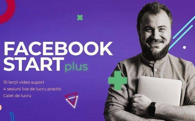Curs SMM | Facebook Start PLUS cu Talmazan Dumitru / Stream 26