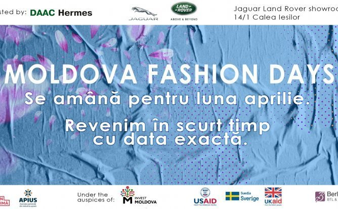 Moldova Fashion Days Spring-Summer Edition 2020
