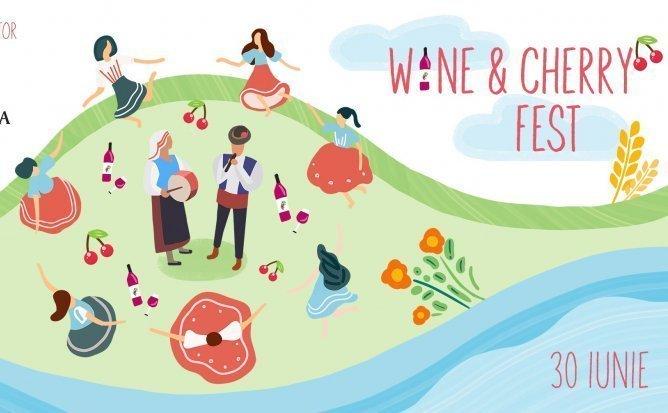 Wine & Cherry Fest