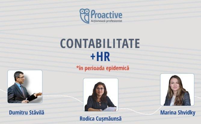 Curs practic - CONTABILITATE + HR