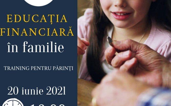 Educația financiară în familie