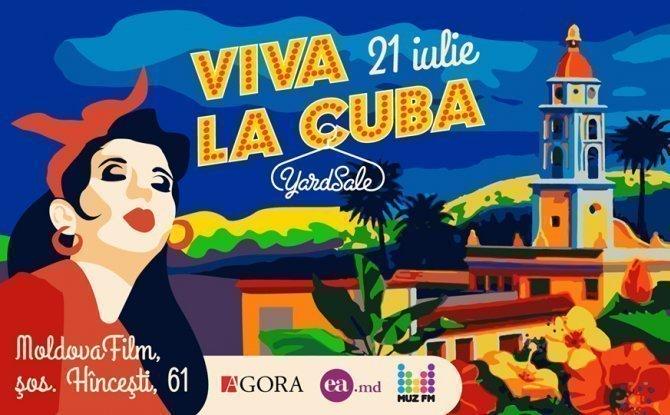 Yardsale - Viva La Cuba 21.07.2019